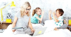What Are The Best Jobs For Mums To Work From Home?