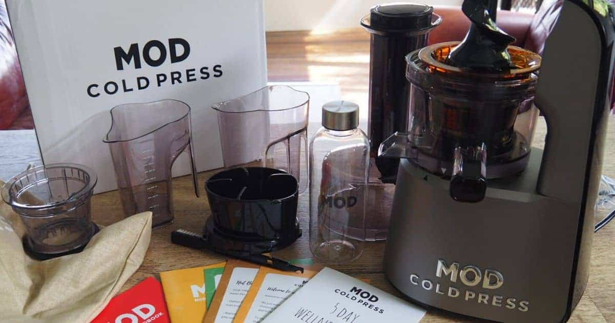 Mod Cold Press Juicer Review
