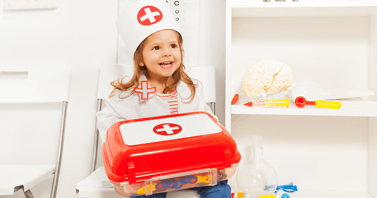 Hours Of Fun With The Best Toddler Doctor Kit, Australia 2020