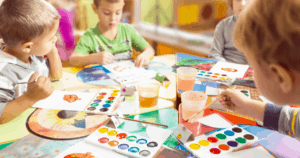 What are the Benefits of Painting for Toddlers?