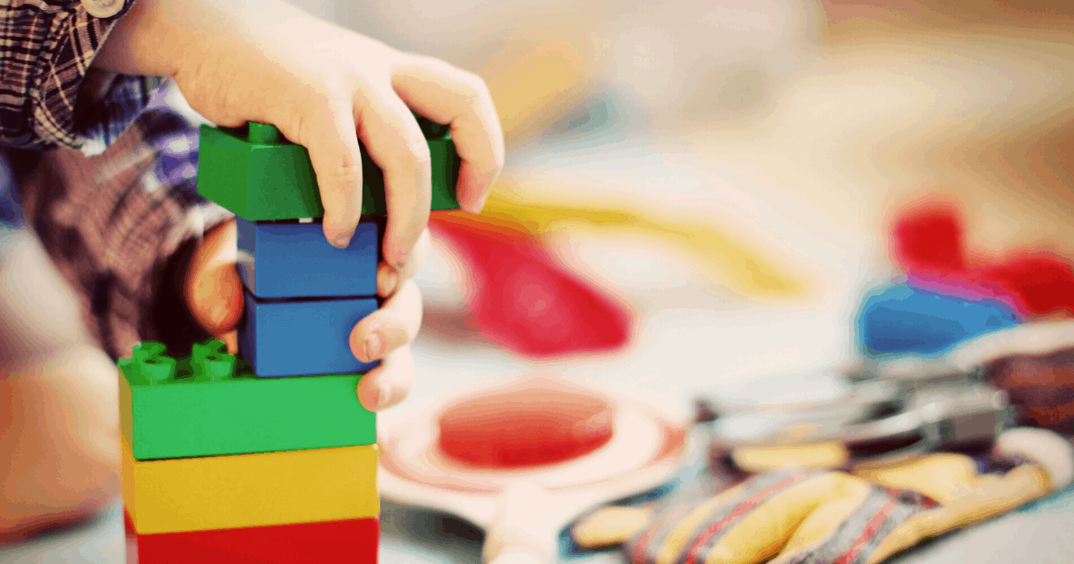 What are the Benefits of Building Blocks for Toddlers & Preschoolers?