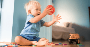What Are The Benefits Of Sensory Play For Babies & Toddlers?