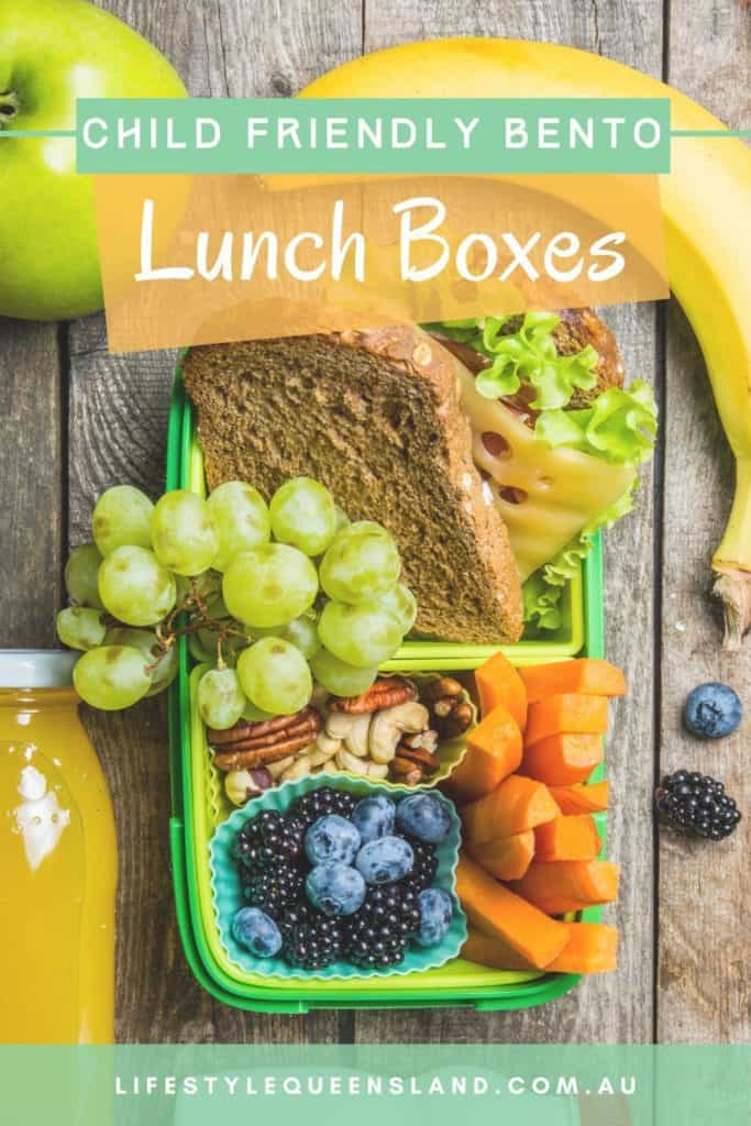 Image of the best bento lunch box Australia offers full of fresh fruit, vegetables and other foods