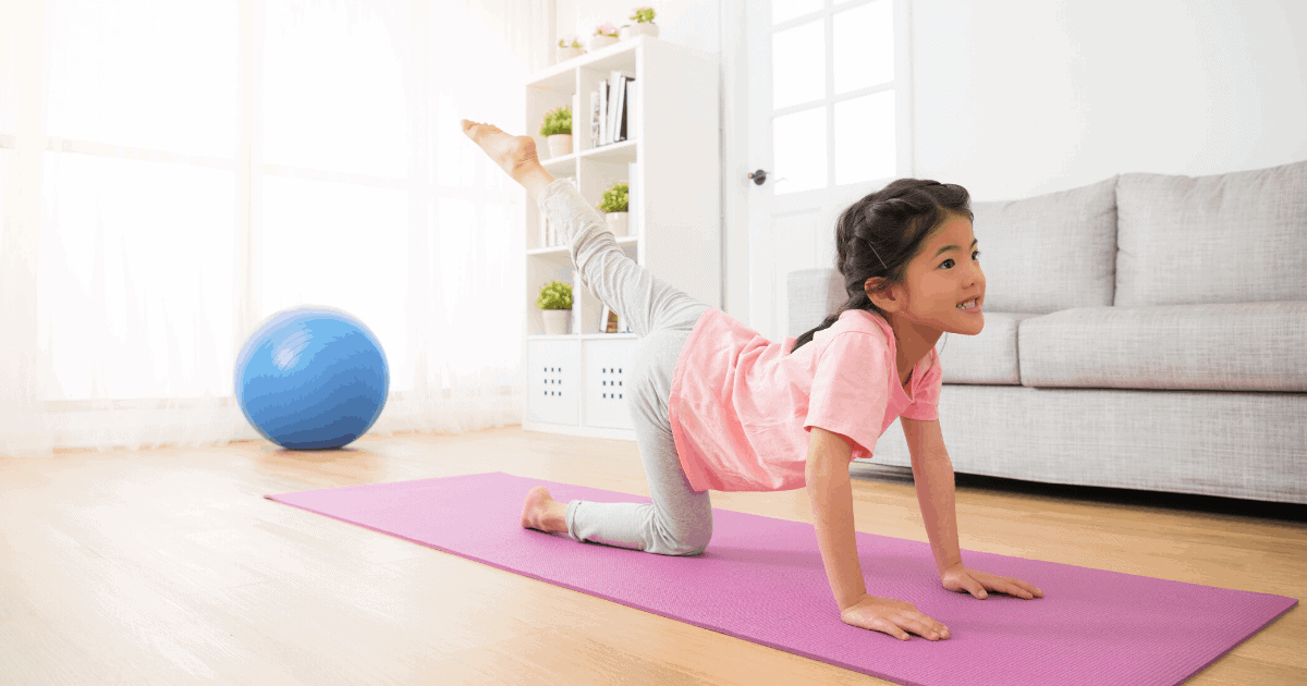 Amazing Benefits Of Yoga For Kids
