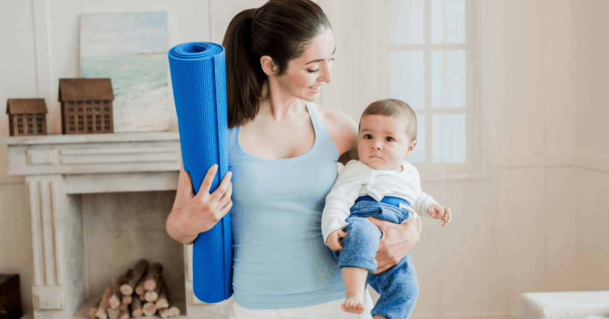 Awesome Benefits Of Mums And Bubs Yoga (And What To Expect)