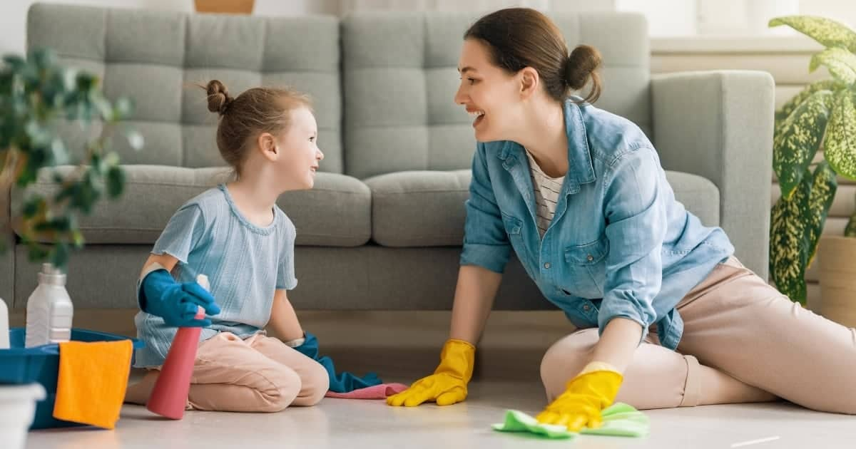 Age Appropriate Chores for Kids: Benefits and Examples!