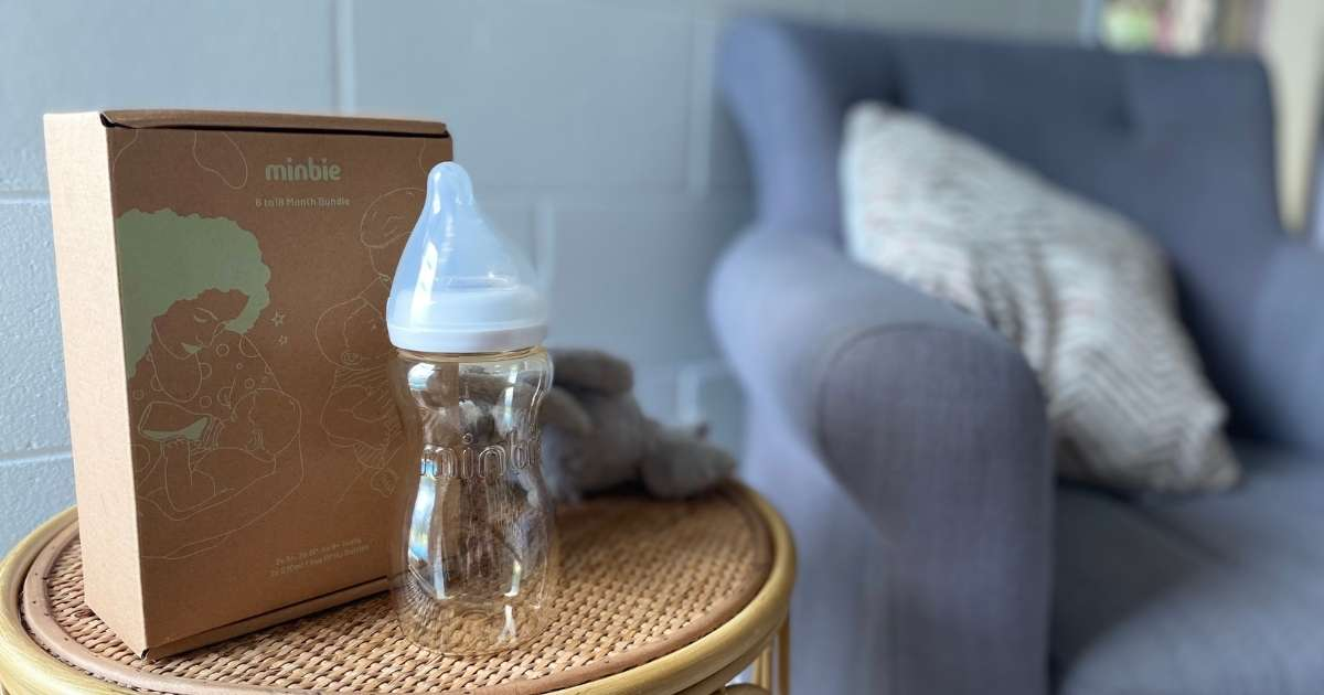 Minbie Premium PPSU Bottles & Teats Review